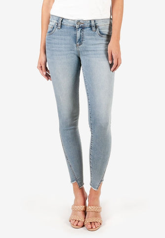 Connie Slim Fit Ankle Skinny Jeans