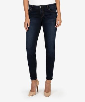 Kut Diana Relaxed Skinny Jeans In Initiative Wash
