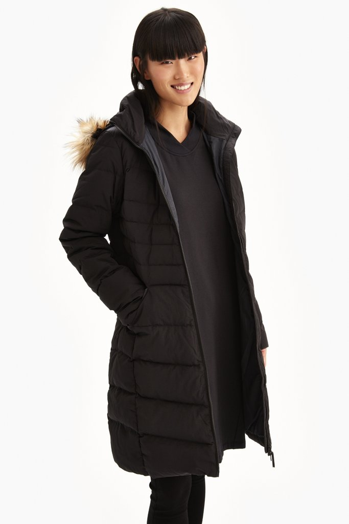 Katie Winter Jacket in Black