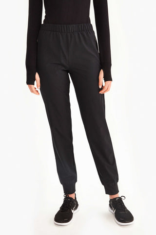 Olivie Tech Pant by Lolë, Black