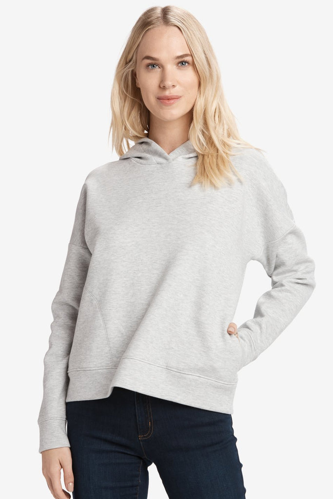 Constance Hoodie by Lolë, Light Grey Heather