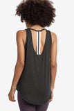 Assent Tank by Lolë, Heathered Black