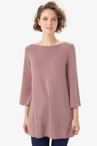 Downtown Tunic by Lolë, Mauve