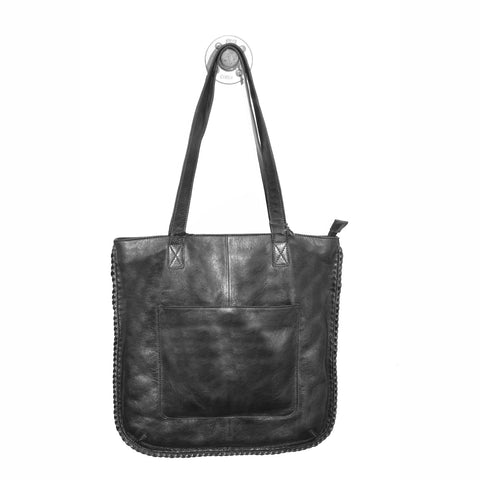 Lizzie Tote in Black