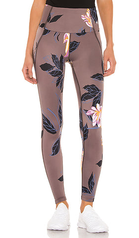 High Rise Floral Leggings
