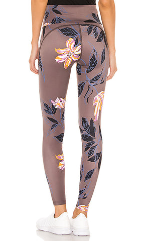 High Rise Floral Leggingg