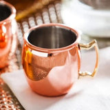 Moscow Mule Mug Shot Glass