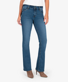 Natalie Bootcut Jeans in Question Wash