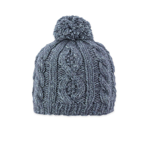 Riley Beanie, Denim