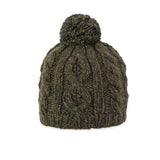 Riley Beanie In Olive