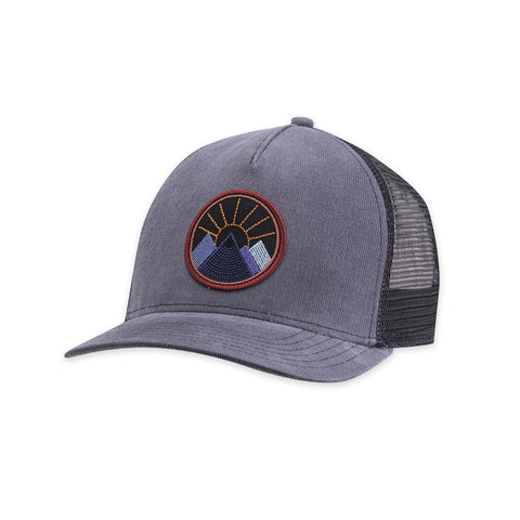 Viva Trucker Hat, Graphite