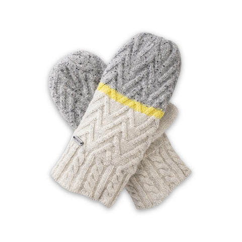 Estes Wool and Chenille Mittens