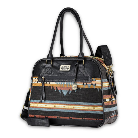 Jet Set Tote Bag in Dakota Print