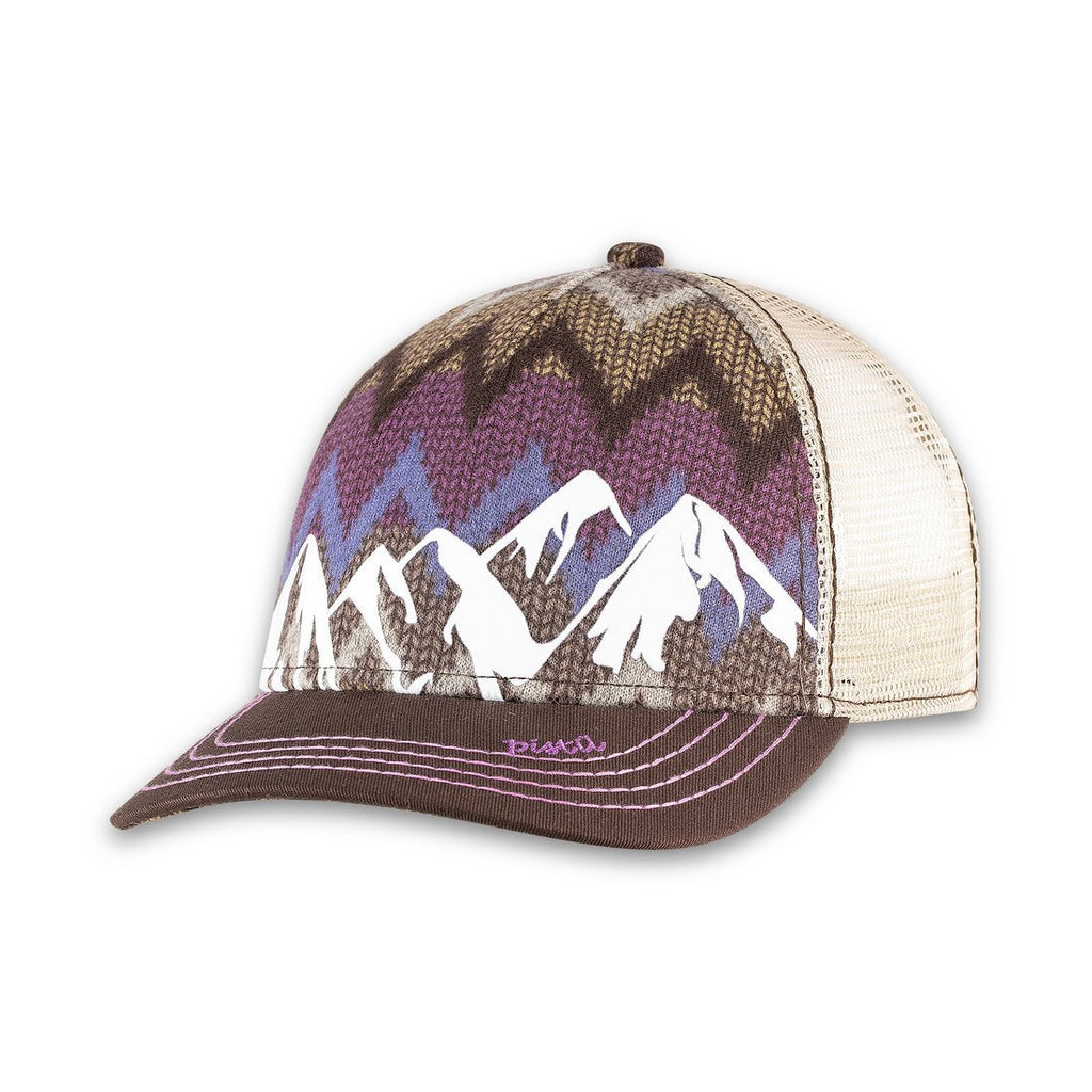 McKinley Trucker Hat - Brown