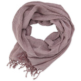 Gypsy Scarf in Plum