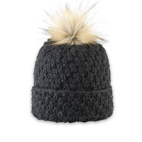 Pistil Designs Diva Beanie In Black