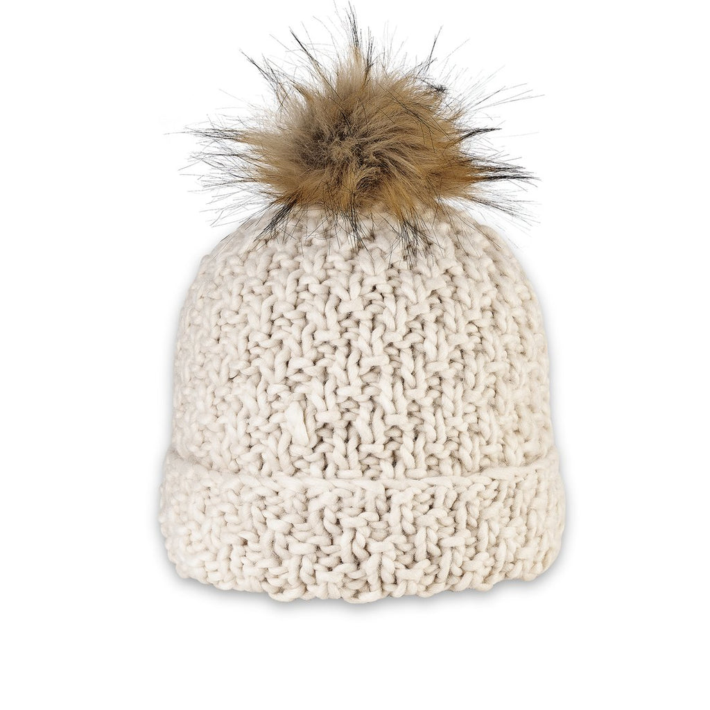 Pistil Designs Diva Beanie In Bone