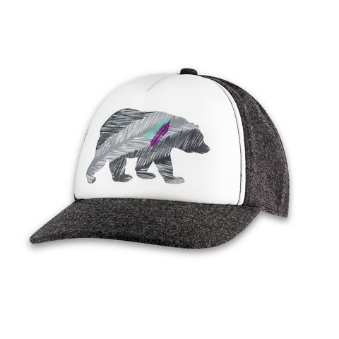 Pistil Designs Georgie Bear Cap