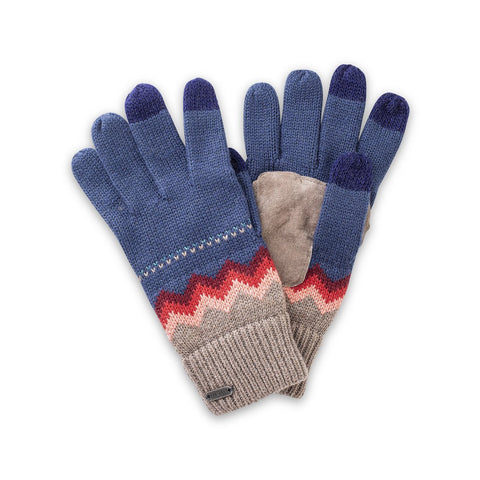 Pistil Designs Hansel Gloves In Indigo