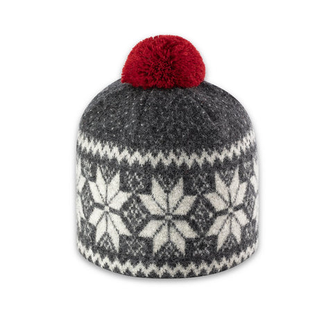 Pistil Designs Powder Beanie In Charcoal