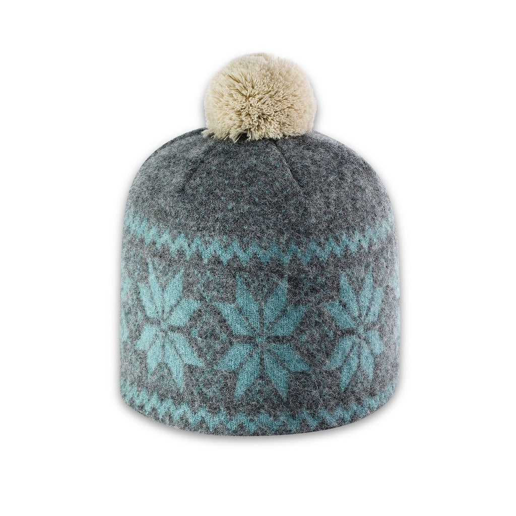 Pistil Designs Powder Beanie In Turquoise