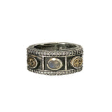 Tat2 Designs Bela Oval Ring