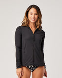 Breaker Sunshirt in Black