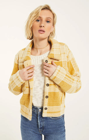 Boxpark Jacket, Wheat