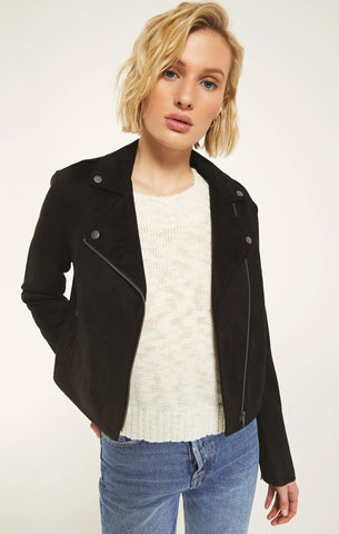 Austria Jacket, Black