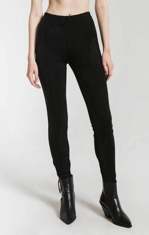 Jutland Stretch Suede Pants