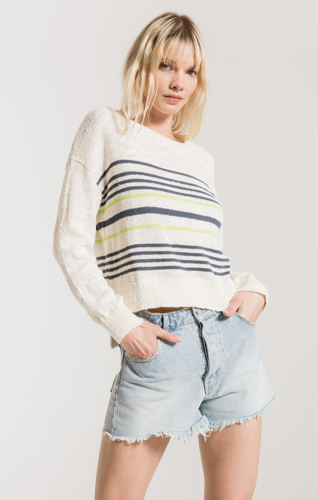 Avelino Striped Sweater