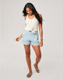 Jamie Short in Light Chambray