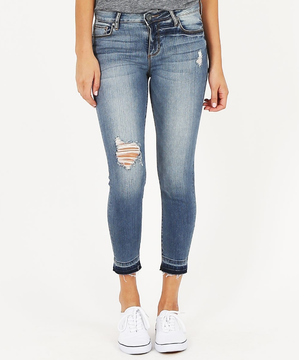 Diana Crop Relaxed Skinny Jeans