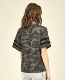 Jennifer Black Camo Tee