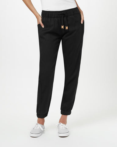 Colwood Jogger in Meteorite Black by tentree