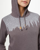 Constellation Juniper Hoodie by tentree, Boulder Grey