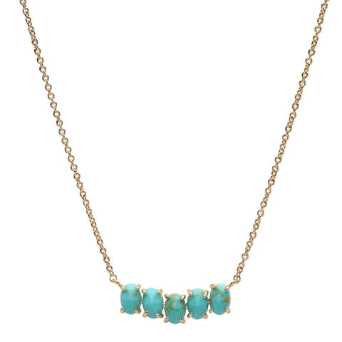 Tai Jewelry Gold Birthstone Necklace - December