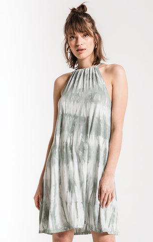 Liana Tie Dye Swing Dress