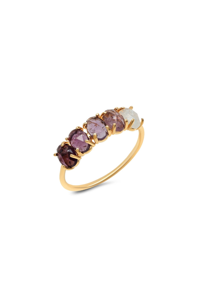 Birthstone Ring - February