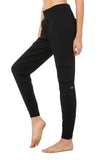 The Unwind Cargo Pant by Alo, Black