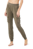 The Unwind Cargo Pant by Alo, Olive