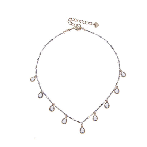 Nakamol Ophelia Crystal Necklace