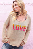 Gypsy Love Sweater