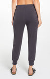 Laine Whisper Fleece Jogger, Onyx