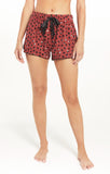 Sweet Talker Heart Short, Rosy Red