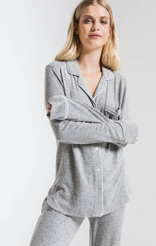 The Luxe Pajama Shirt