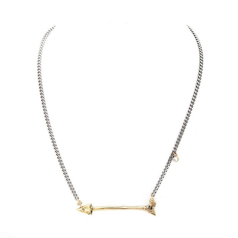 This Arrow Necklace Taylor & Tessier