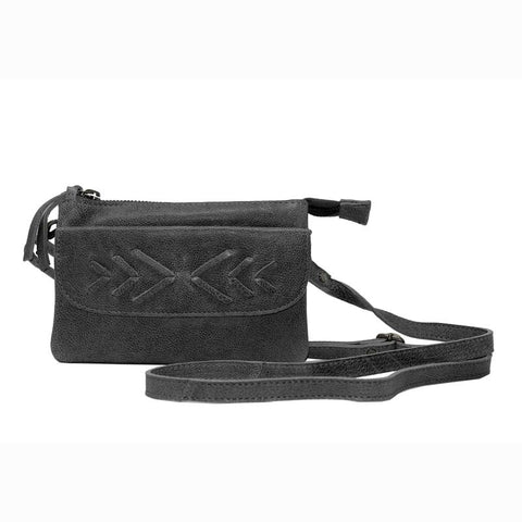 Latico Linden Crossbody In Black