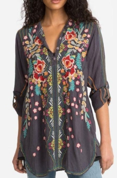 Lyndsey Tunic By Johnny Was