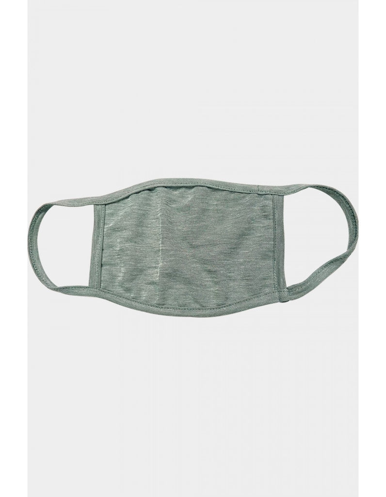 Adult Reusable Face Mask, Green